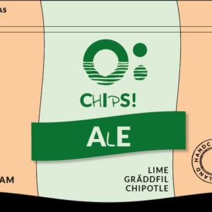 Ö-CHIPS - Ale
