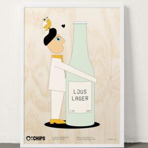 Ö-Chips Poster